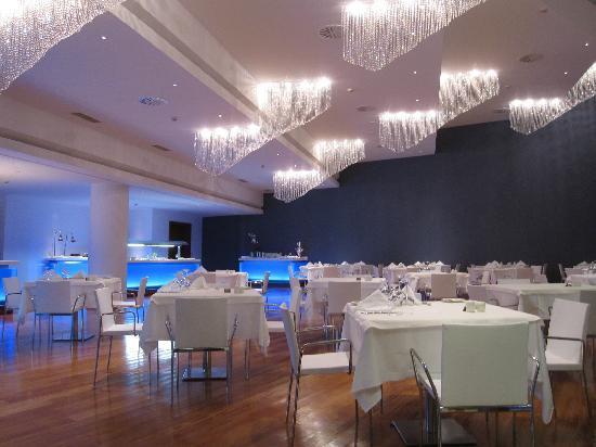 Lindos Blu: Il ristorante