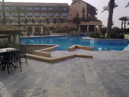 Elysium Hotel: lovely views