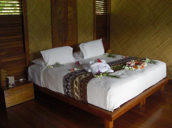 Keikahanui Nuku Hiva Pearl Lodge : CHAMBRE