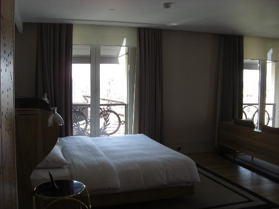 Witt Istanbul Suites: CHAMBRE