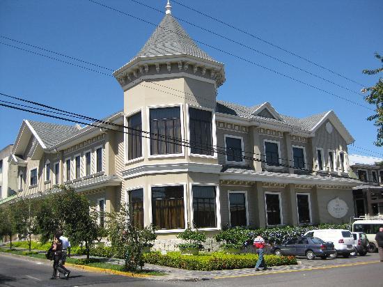 Hotel Grano de Oro San Jose: exterior
