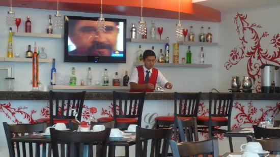 Hotel Marlon: Restaurant