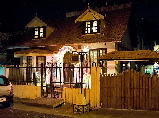 Kapithan's Inn: Kaphitan INN during christmas time
