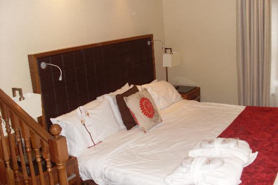 Leeds Marriott Hotel: bed
