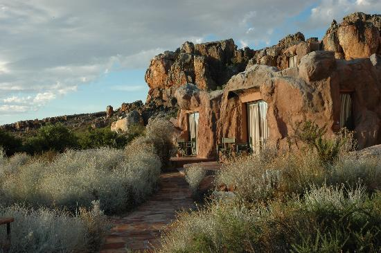 Kagga Kamma Nature Reserve: Cave Suite