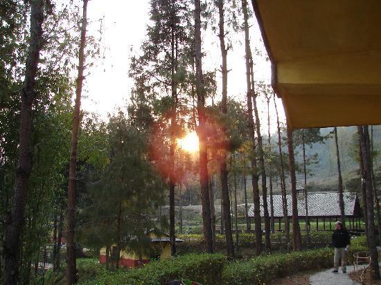 Nagarkot Cottage: Dawn at Nagarkot