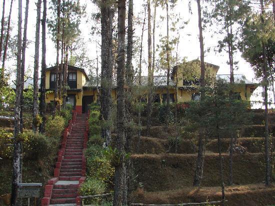 Nagarkot Cottage: Closed down accomodation, shame