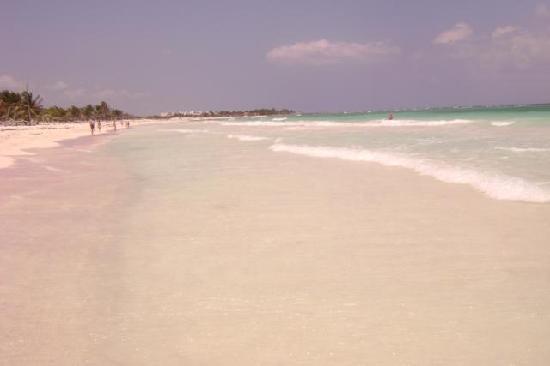 Grand Palladium White Sand Resort & Spa: Beach