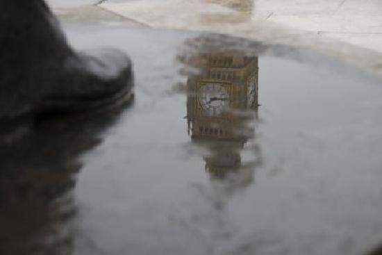 Londres, UK: Big Ben (Nelson Mandela)