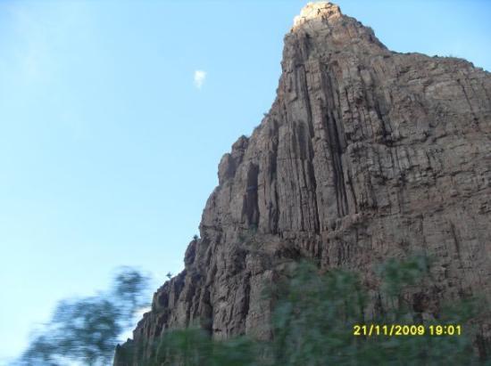 Bilde fra Oruro
