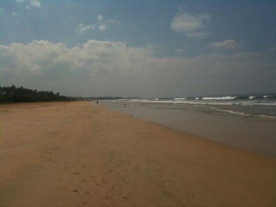 Bentota Beach.