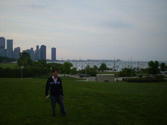 Lake Michigan: Museum Park