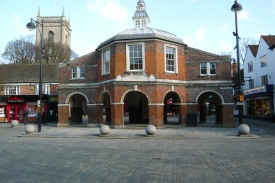 Corn Market, High Wycombe