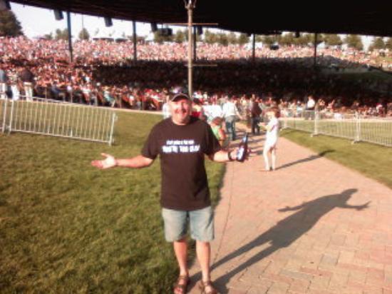 Bethel, NY: Woodstock for the 40th!!!!!