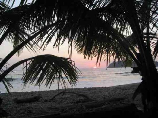 Fenix Hotel - On The Beach: Wonderful sunsets