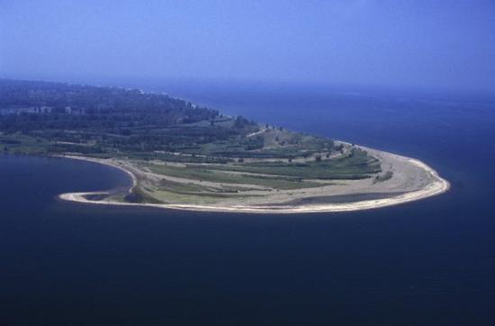 Presque Isle Aerial View Erie Pa Picture Of Erie Pennsylvania Tripadvisor