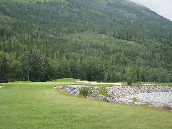 Kananaskis Country Golf Course: #5