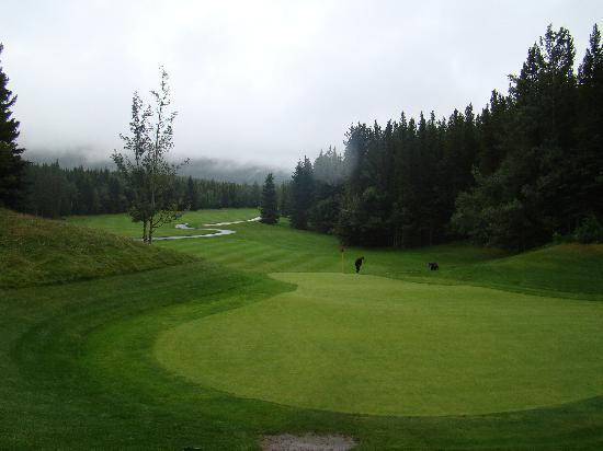Kananaskis Country Golf Course: #15