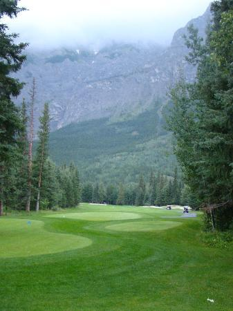Kananaskis Country Golf Course : #17