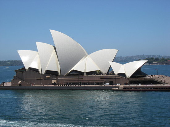 سيدني, أستراليا: Sydney Opera House