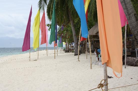 Kawayanan Resort: Pandan Island (Part of the Island Hopping Tour)
