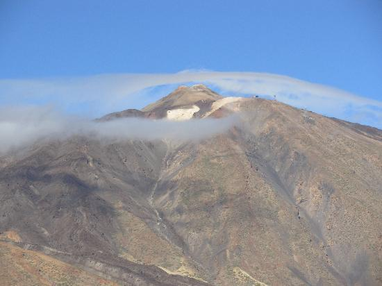 Villa Las Dunas: Mt. Tiede