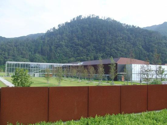 Izumo, Japan: 博物館全景