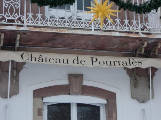 Hotel Château de Pourtales: Chateau de Pourtales