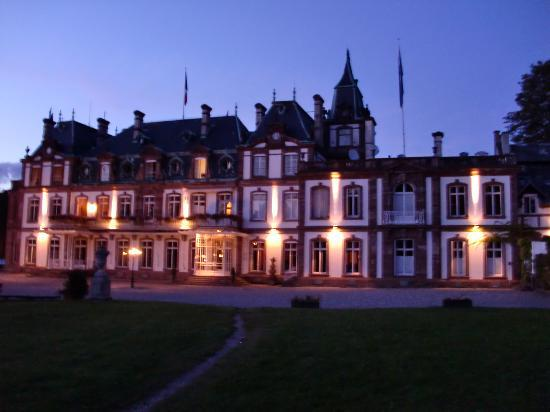 Hotel Château de Pourtales: The beautiful and enchanting Chateau de Pourtales