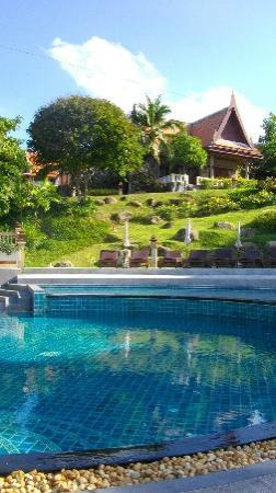 Banburee Resort & Spa: la piscine
