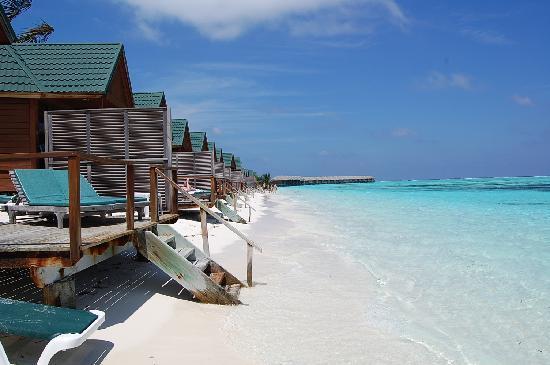 Water Villas Picture Of Meeru Island Resort Amp Spa