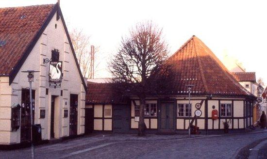Hans Christian Andersens Childhood Home: Odense