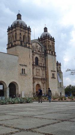 Церковь Санто-Доминго-де-Гусман