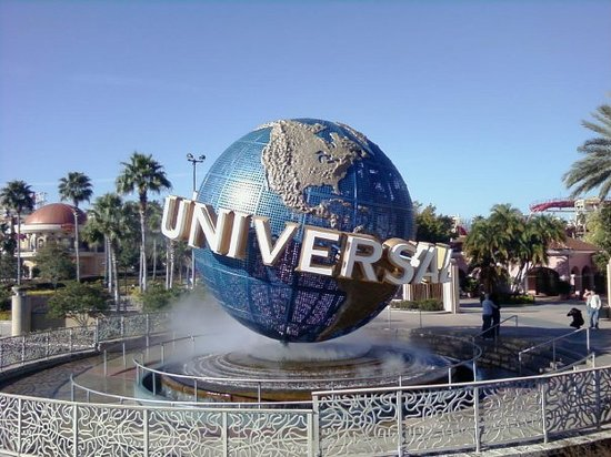 Kissimmee, FL: Opening to Universal park