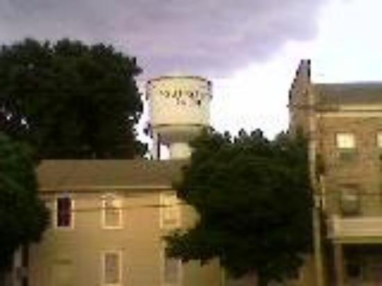 Youngstown water tower