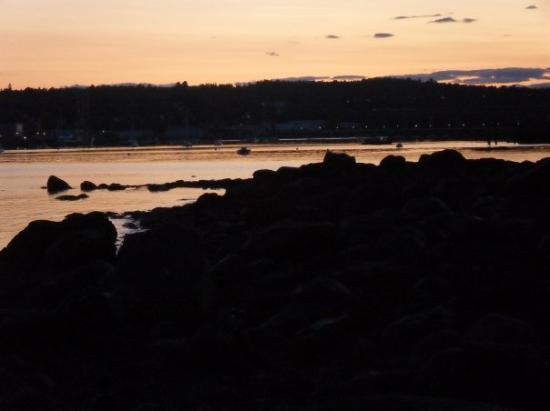 Sunset Picture Of Belfast Mid Coast Maine Tripadvisor