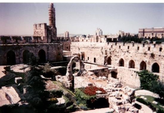 Musée de la Tour de David : Tower of David Museum