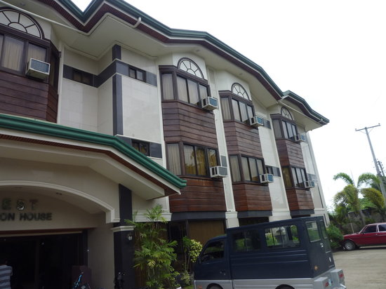 Tagbilaran City, Filippine: vest pension house