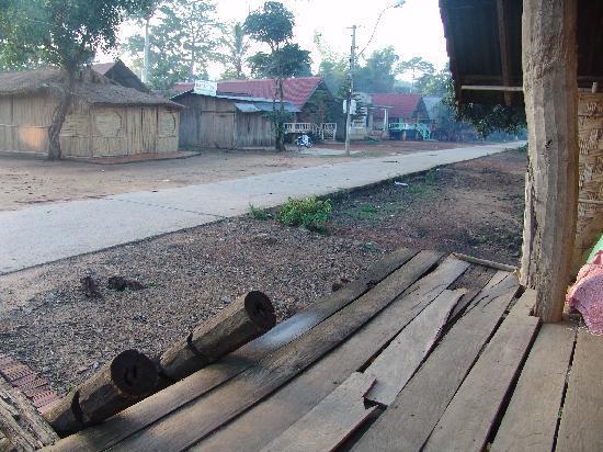 jun village: From our door