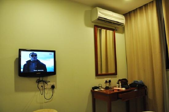 Winner Hotel: Equipped with LCD TV