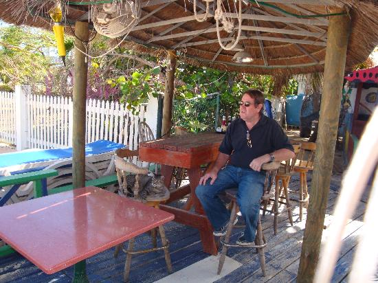 The Valley, Anguilla: Roy Bossons, Proprietor