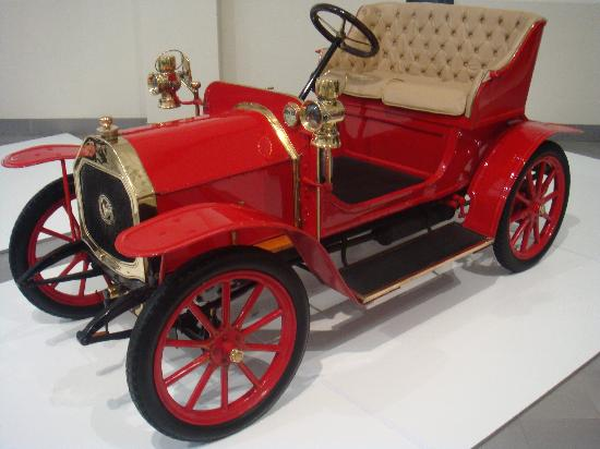 Motormuseet i Franschhoek: One of the Cars