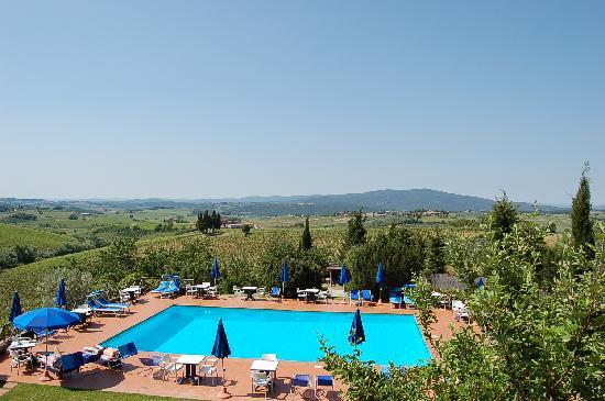 Hotel Belvedere Di San Leonino: Swimming Pool