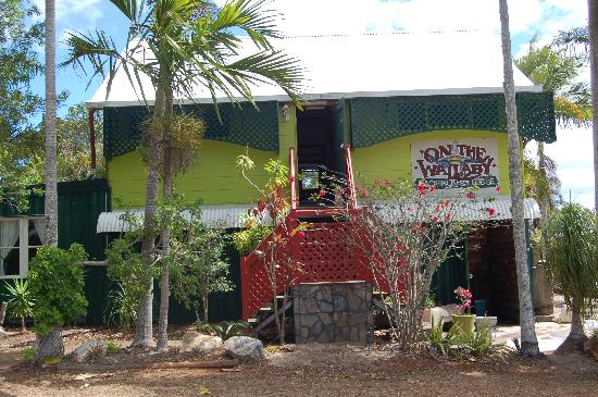 Cairns Plaza Hotel: On the Wallaby