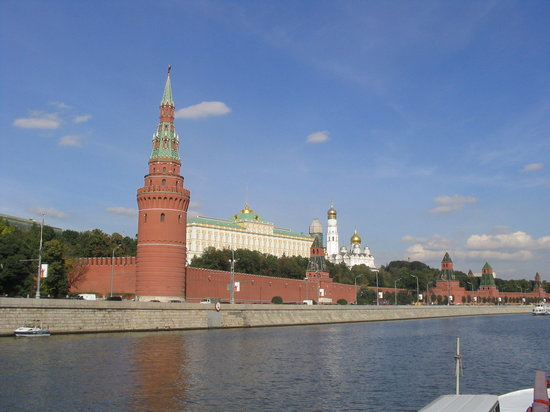 มอสโก, รัสเซีย: El Kremlin Moscu (Rusia)