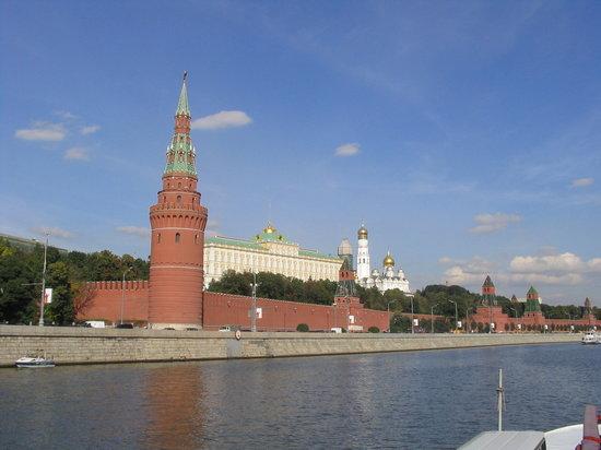 Moscow, Russia: El Kremlin Moscu (Rusia)