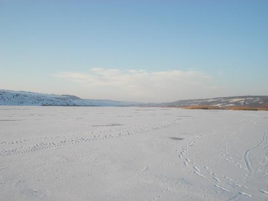 Hanul Lui Hanganu : Il Nistru ghiacchiato