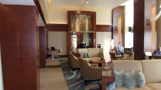 Battery Wharf Hotel, Boston Waterfront: Hotel Lobby