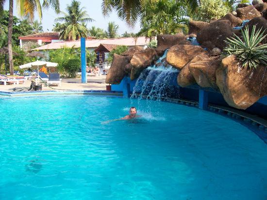 Paradise Village Beach Resort The Pool At