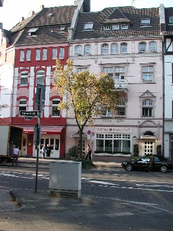 Hanseat Hotel: Hotel Hanseat Front Facade